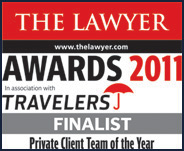 The Lawyer Awards 2011